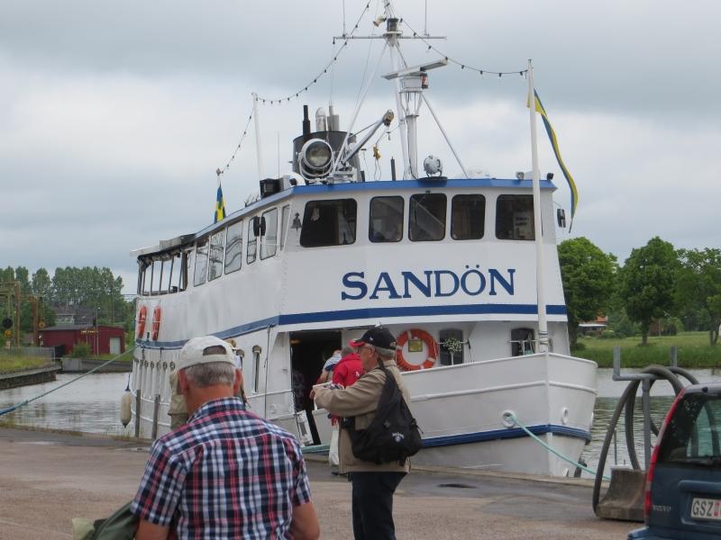 OK Præstø  med 65 ferie til Sverige 16-6 til 20- 6 - 2013 027