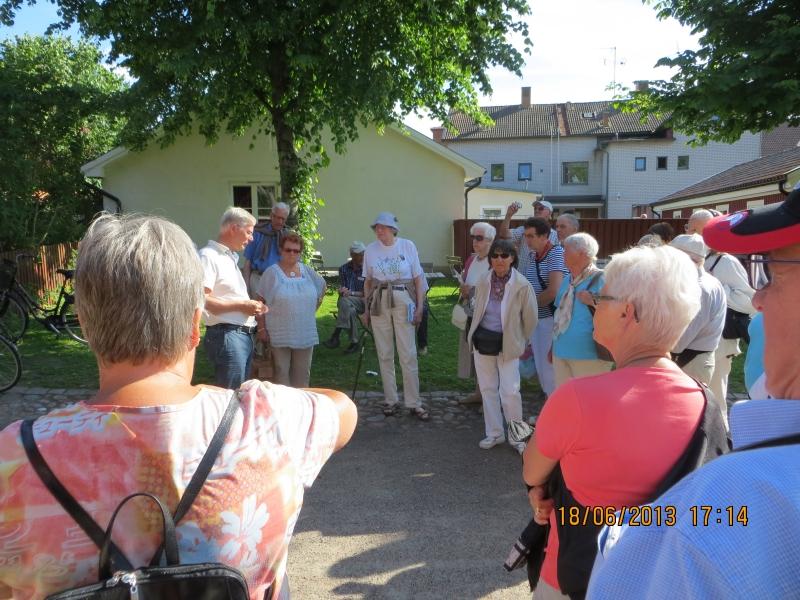 OK Præstø  med 65 ferie til Sverige 16-6 til 20- 6 - 2013 171
