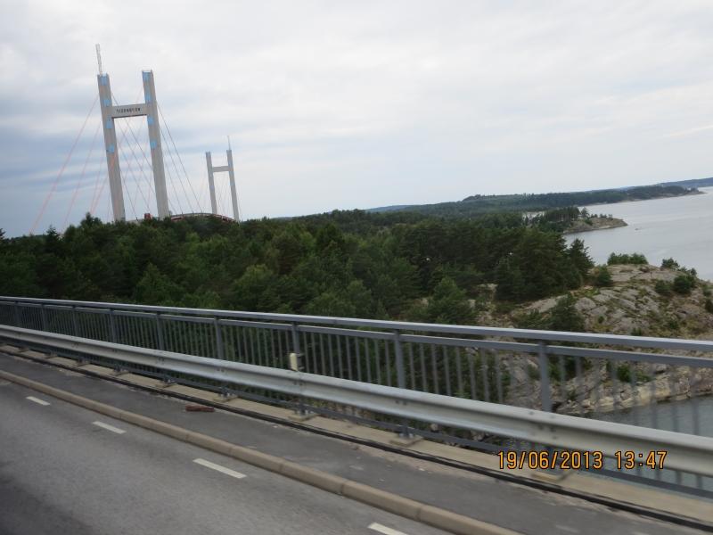 OK Præstø  med 65 ferie til Sverige 16-6 til 20- 6 - 2013 200