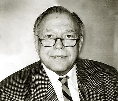 Arne Ginge portræt