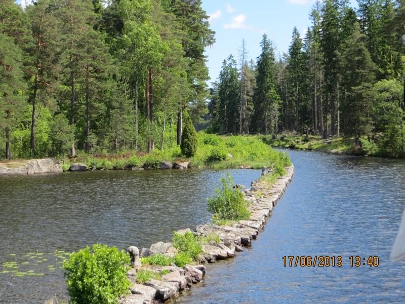 OK Præstø  med 65 ferie til Sverige 16-6 til 20- 6 - 2013 070