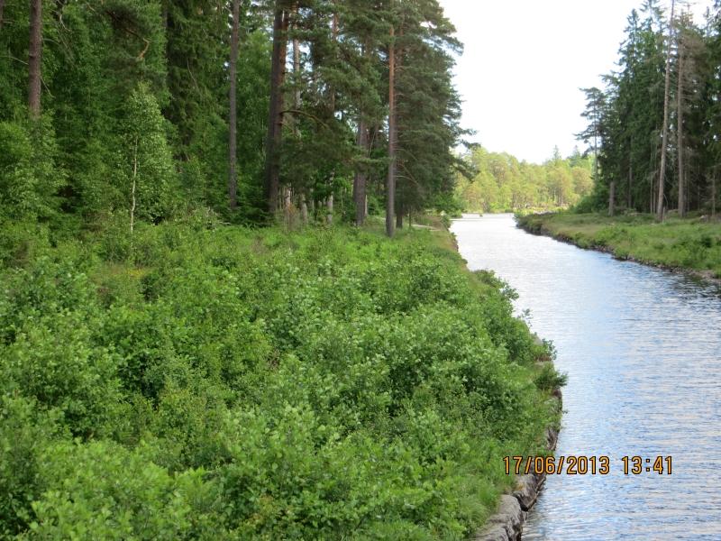 OK Præstø  med 65 ferie til Sverige 16-6 til 20- 6 - 2013 072