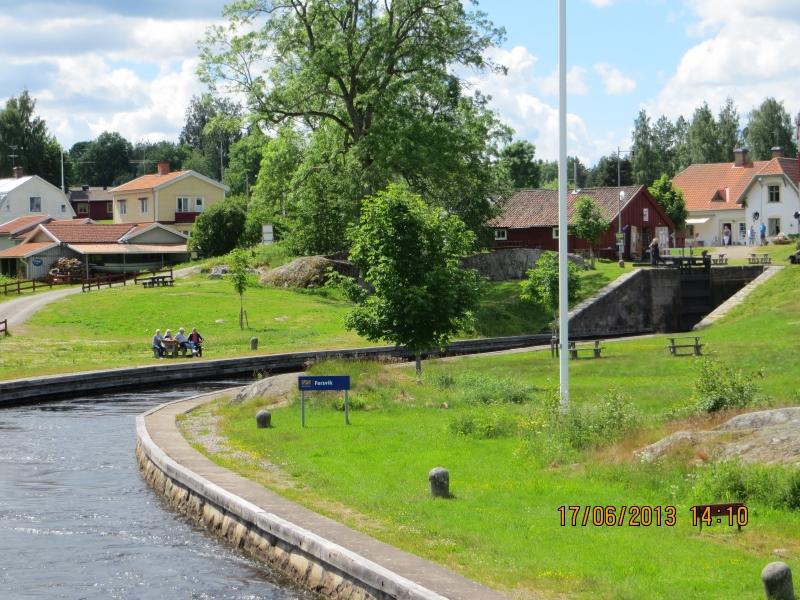 OK Præstø  med 65 ferie til Sverige 16-6 til 20- 6 - 2013 091