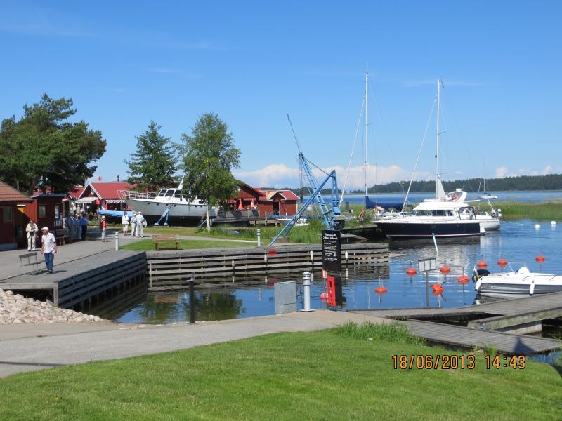 OK Præstø  med 65 ferie til Sverige 16-6 til 20- 6 - 2013 163